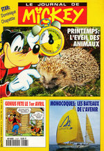 Le journal de Mickey 2127 Magazine