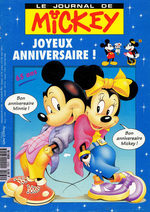 Le journal de Mickey 2160 Magazine