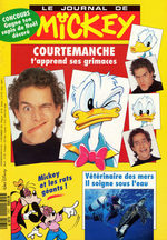 Le journal de Mickey 2161 Magazine
