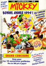 Le journal de Mickey 2167 Magazine