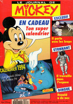 Le journal de Mickey 2168 Magazine