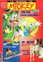 Le journal de Mickey 2170 Magazine