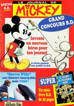 Le journal de Mickey 2173 Magazine