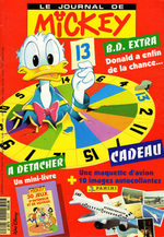 Le journal de Mickey 2175 Magazine