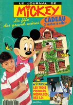 Le journal de Mickey 2176 Magazine
