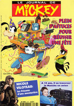 Le journal de Mickey 2177 Magazine