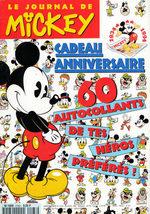 Le journal de Mickey 2183 Magazine