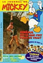 Le journal de Mickey 2187 Magazine