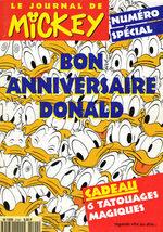 Le journal de Mickey 2190 Magazine