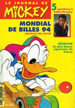 Le journal de Mickey 2200 Magazine