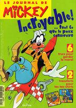Le journal de Mickey 2202 Magazine