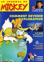 Le journal de Mickey 2205 Magazine