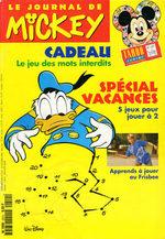 Le journal de Mickey 2210 Magazine