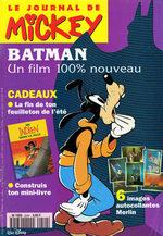 Le journal de Mickey 2249 Magazine