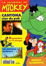 Le journal de Mickey 2293 Magazine