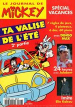 Le journal de Mickey 2298 Magazine