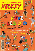 Le journal de Mickey 2300 Magazine