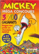 Le journal de Mickey 2344 Magazine