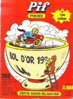Pif poche 205
