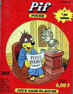 Pif poche 244