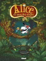 Alice au pays des singes # 1
