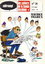 Schtroumpf Les cahiers de la bande dessinée 34 Magazine
