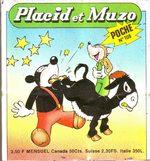Placid et Muzo poche 108