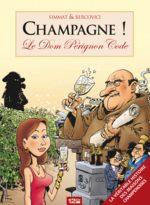 Champagne ! - Le Don Perignon code 1 BD