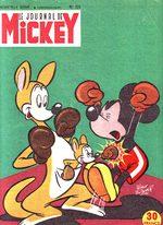Le journal de Mickey 129 Magazine