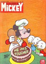 Le journal de Mickey 127 Magazine