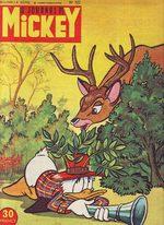 Le journal de Mickey 122 Magazine