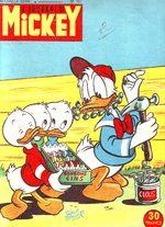 Le journal de Mickey 107 Magazine