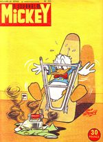 Le journal de Mickey 121 Magazine