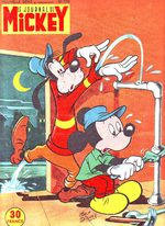 Le journal de Mickey 110 Magazine