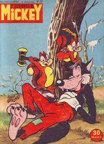 Le journal de Mickey 92 Magazine