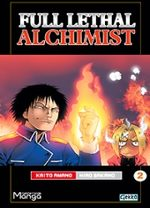 Full Lethal Alchimist 2 Global manga