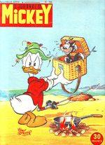 Le journal de Mickey 104 Magazine