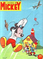 Le journal de Mickey 106 Magazine