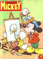 Le journal de Mickey 109 Magazine