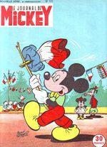 Le journal de Mickey 111 Magazine
