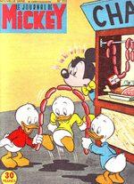 Le journal de Mickey 113 Magazine