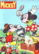 Le journal de Mickey 117 Magazine