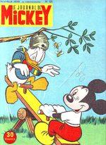 Le journal de Mickey 123 Magazine