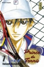 Prince du Tennis 7 Manga