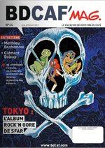 Bdcaf' mag 44 Magazine