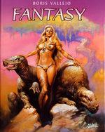 Fantasy 1 Artbook