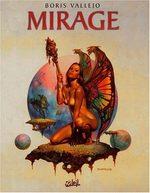 Mirage 1 Artbook