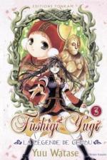 Fushigi Yûgi - La Légende de Gembu 3 Manga