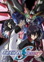 Mobile Suit Gundam Seed Destiny 12