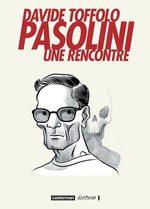 Pasolini, une rencontre 1 BD